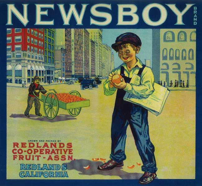 447371_Newsboy-Orange-Label-1930